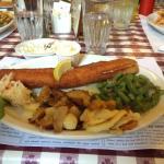 Walleye Plate