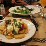 Блюдо аргентинской кухни