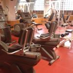 Interior del Gym