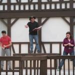 A scene from Romeo & Juliet