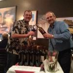 Wineaux Wednesday at the MPC Marketplace Cafe, Sedona AZ