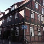 Great authentic German pub close to the town centre. It's down a lane so you avoid the crowds.