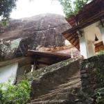 Hindagala Temple