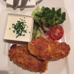 Fantastic local Austrian food with very generous portions