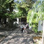 Lunch at El Hornero; May 2015