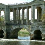 The Palladian Bridge.