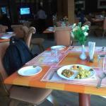 Buffer Breakfast in Restaurant