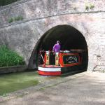 south portal of the Blisworth Tunnel
