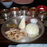 Impressive Vegetarian Thali