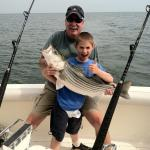 Young anglers always welcome.