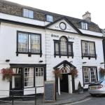 Front of The Swan Bradford on Avon Church Street Entrance