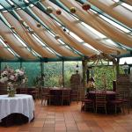 Large covered area for events & celebrations