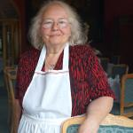 Michelle (she and her husband, Norbert) run the restaurant and do the cooking