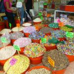 Candies, Nuts and Strange Spices