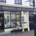 Willow Cafe Tea Room Bild