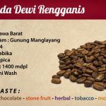 Arabica Sunda Dewi Rengganis