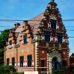 Building is based on a famous Dutch design in Holland