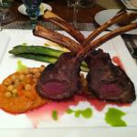 Rack of Lamb (was a special at dinner)