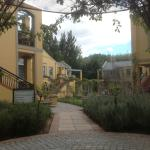 Foto de Franschhoek Country House & Villas