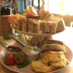 Delicious Butterflies Afternoon Tea
