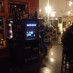 This wine kiosk is such a cool idea. We visit every time we come to the outer banks. The band is