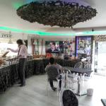 THE ARMY THEMED CAFE