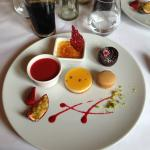 Pastry Chef's Selection
