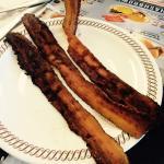 Bacon waffle house Elkton