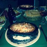 Chicken casserole, amazing meal