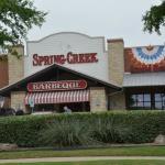 Spring Creek Bar B Q    Frisco, TX