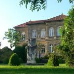 Le chateau de Sérans (façade sud)