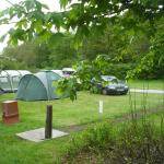 tent pitches
