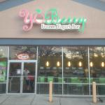 Yoberry Frozen Yogurt Bar