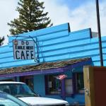 D & D Cafe  |  102 E. Therma St., Eagle Nest, NM