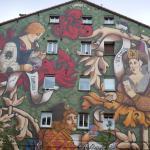 Vitoria mural