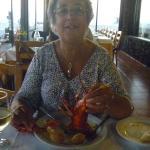 Glo at Rafa's Restaurante de Mar, El Golfo