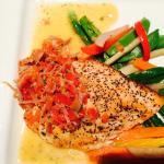 Delightful Salmon Special