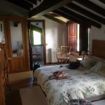 Habitación del ático (vale la pena pagar 14 euros +)
