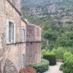 Château de Pégairolles de l'escalette Foto