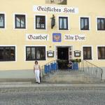 Grafliches Hotel Alte Post