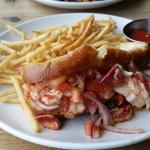 Lobster Roll w/Old Bay Vinaigrette