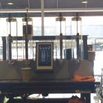 Steampunk coffee machine - best coffee!!