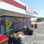 Old Benson Ice Cream Stop