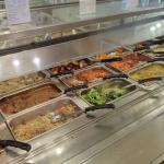 self serve buffet