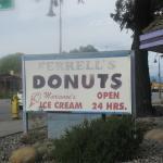 Ferrell's Donut Shop, Santa Cruz, Ca