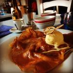 A ne pas manquer pour le dessert la fouesnantaise!