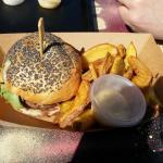 Un exemple de Burger