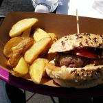 Un autre exemple de Burger