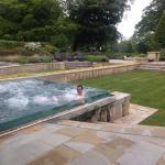 Pool - Lucknam Park Photo