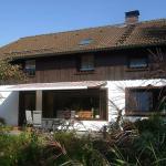 Haus Lange - Südansicht